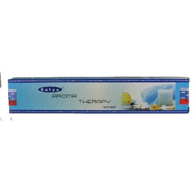 Aromatherapy Satya Incense Sticks 15g Box