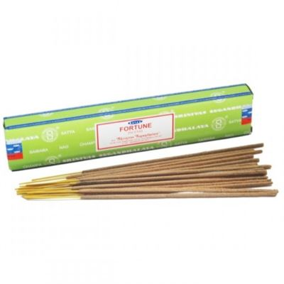 Fortune Nag Champa Incense Sticks 15g Box