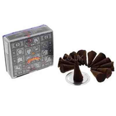 Nag Champa Super Hit Incense Cones 12s Box