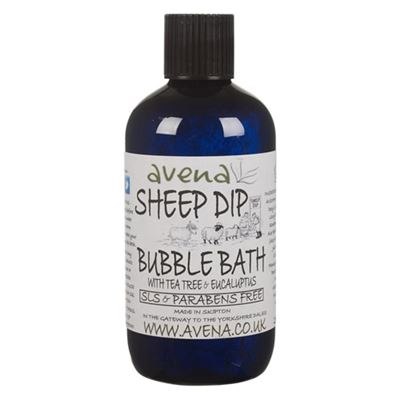 Tea Tree & Eucalyptus Sheep Dip Bubble Bath
