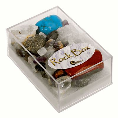 Rocks and Minerals Gift Box