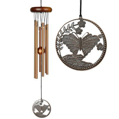 Butterfly Chime Bronze from Woodstock