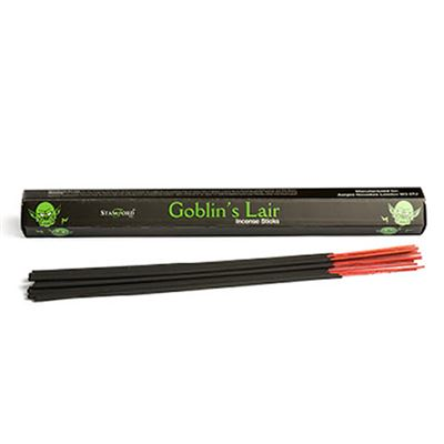 Goblins Lair Incense Sticks Hexagonal Pack Stamford 15