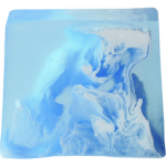 Crystal Waters Soap Slice 100g