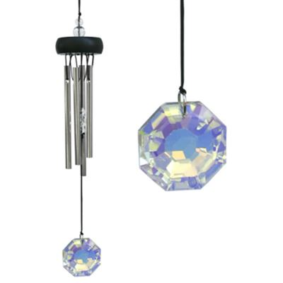 Crystal Precious Stone Wind Chime from Woodstock