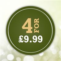 All Items Any 4 For Only £9.99