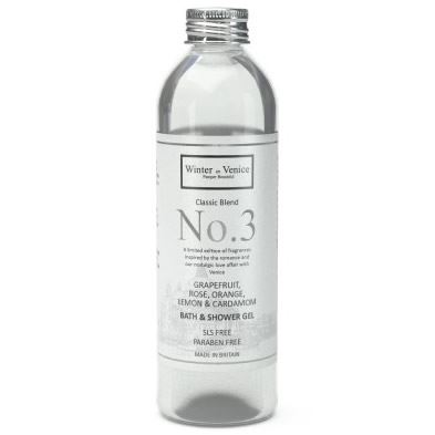 Bath and Shower Gel 250ml Classic Blend No.3