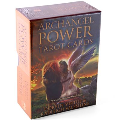 Archangel Power Tarot Cards and Guidebook