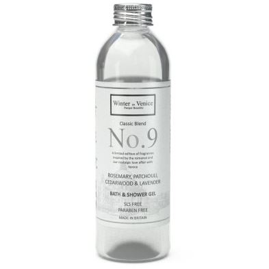 Bath and Shower Gel 250ml Classic Blend No.9