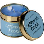 Cotton Fresh Candle in a Tin