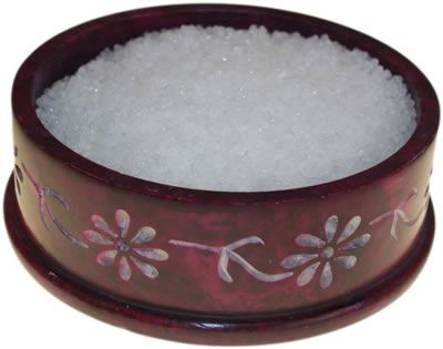 Coconut Oil Burner Simmering Granules Extra Large Jar