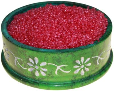 Raspberry & Black Pepper Oil Burner Simmering Granules Extra Large Jar