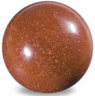 Red Goldstone Sphere 45mm