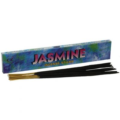 Jasmine Deluxe Incense Sticks 20g Box
