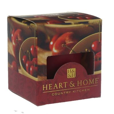Welcome Home Heart & Home Votive Candle