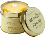 Vanilla Honey Candle in a Tin