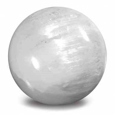 Selenite Sphere Large 60mm