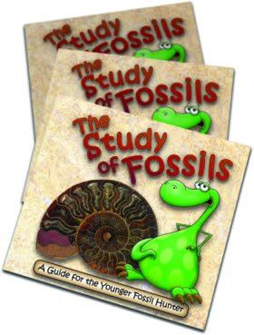 The Study of Fossils Booklet
