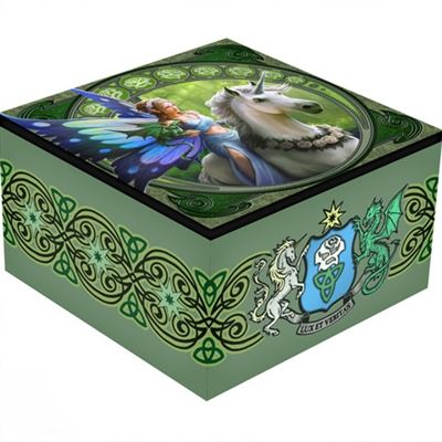 Unicorn & Fairy Mirror Box