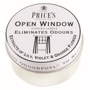 Open Window Candle by Price's