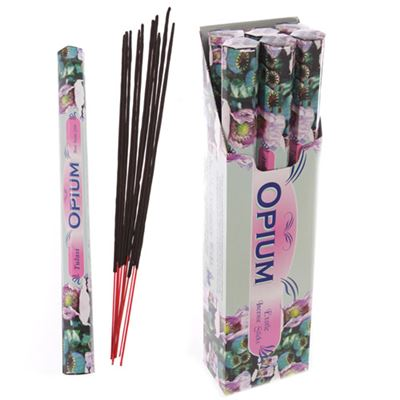 Opium Garden Incense Sticks Extra Long