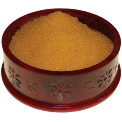 Peach Oil Burner Simmering Granules Extra Large Jar