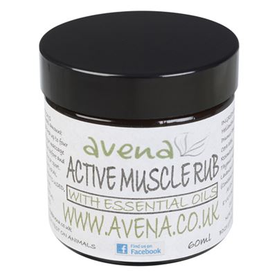 Active Muscle Rub 60ml