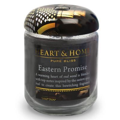 Eastern Promise Candle in Jar 30 hours