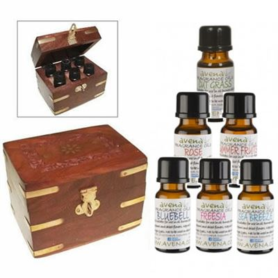 Summer Fragrance Oil Box