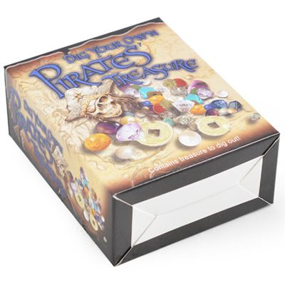 Dig Your Own Pirates Treasure