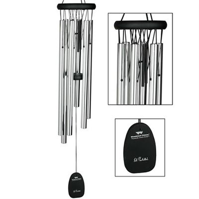Pachelbel Canon Silver Wind Chime from Woodstock