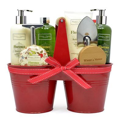 Florence Twin Pots Gift Set
