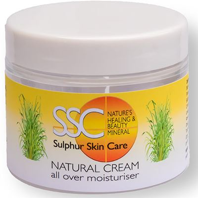 Sulphur Skin Cream 50ml from Sulphur Skin Care