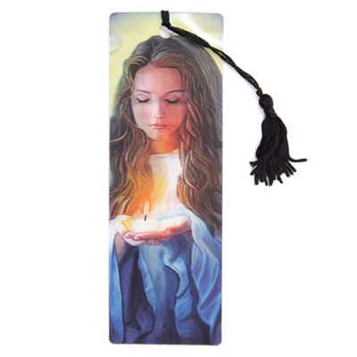 Praying Angel 3D Bookmark by Lisa Parker
