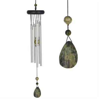Aventurine Chakra Wind Chime Large From Woodstock