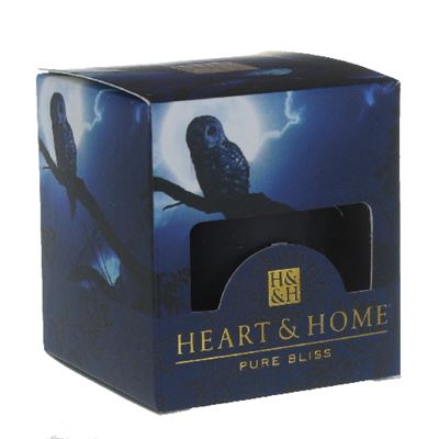 Twilight Heart & Home Votive Candle