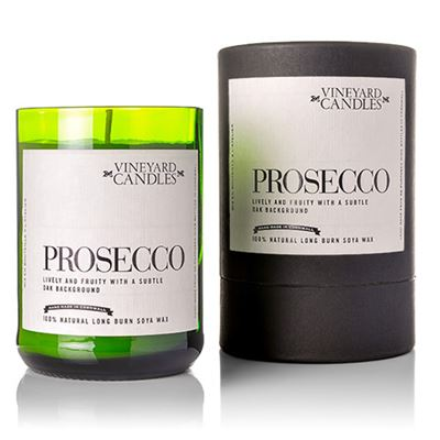 Prosecco Candle in Gift Drum