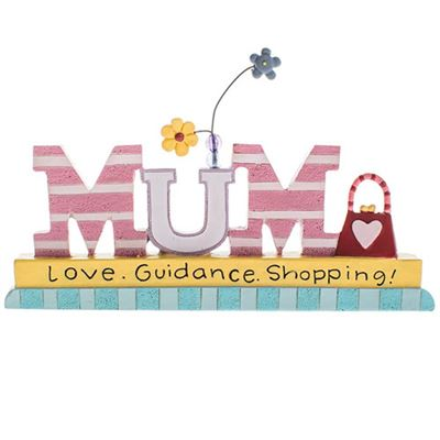 Mum Love Guidance Shopping Gift