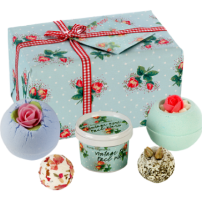 Petal Perfect Bath Treat Gift Box