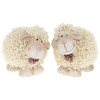 Shaggy Sheep Large Two Pack