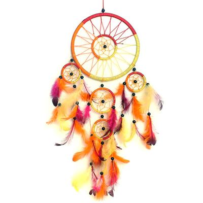 Sunshine Dream Catcher Large 17cm