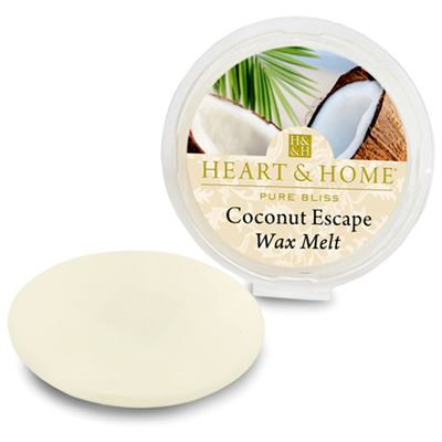 Coconut Escape Wax Melt
