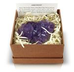 Amethyst in Gift Box