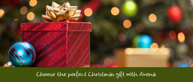 choose the perfect christmas gift with avena